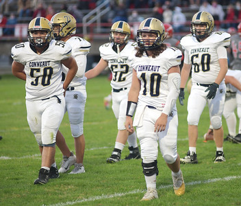 Conneaut at Edgewood football Sept. 18, 2020