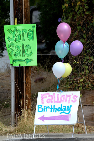 Fallon 1st Bday