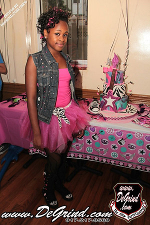 ANIYAH 13TH BIRTHDAY PARTY