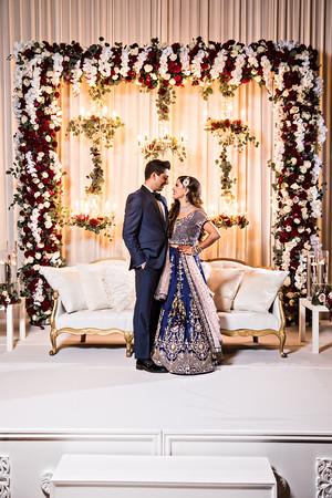Rena & Puneet Wedding