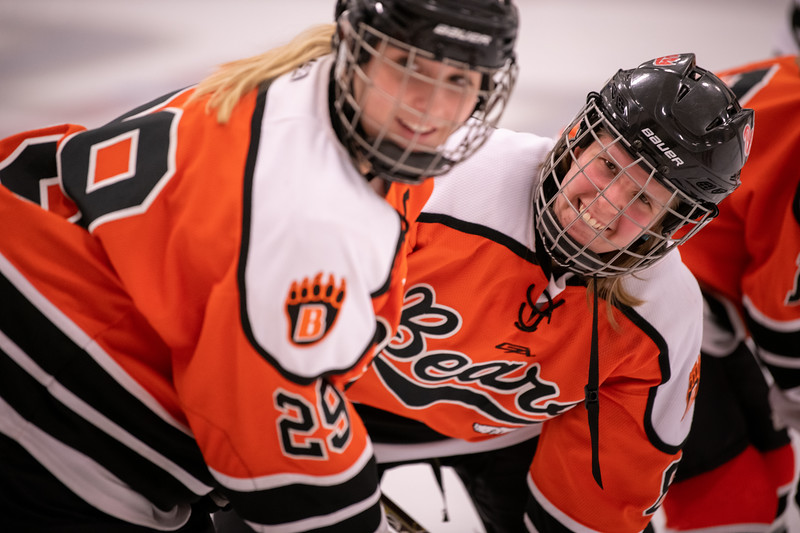 WBL Girls Hockey -V- Irondale 2019