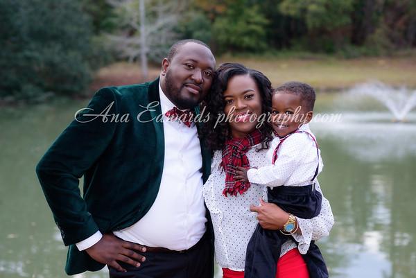 The Holloway family  |  Albany, Georgia