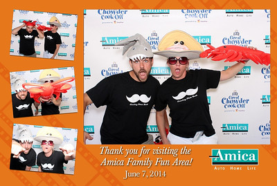 Amica Family Fun at Chowderfest