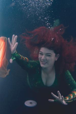 Autumn Underwater