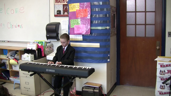 5th grade Christmas show-Peter's solo.mp4