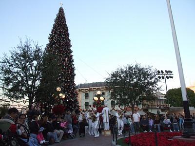Disneyland Resort - 12/14/07