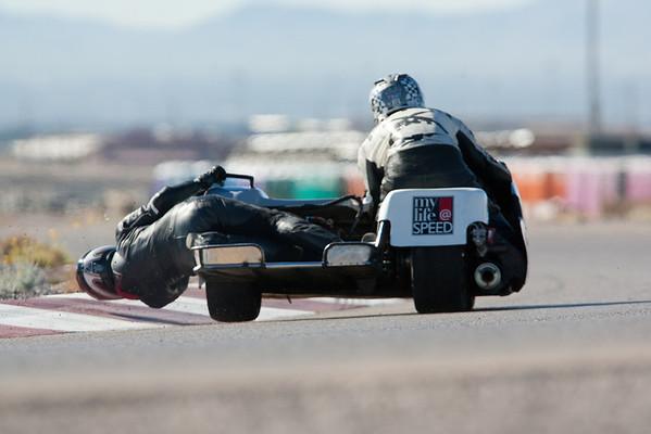 Sidecar Racing 2012