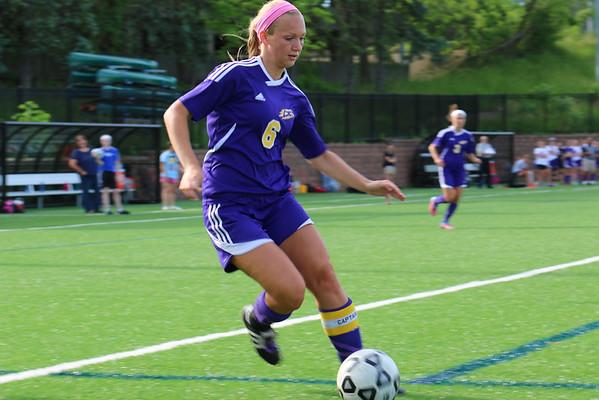 Soccer Girls Districts vs. Heritage Chr. - KCHS - 6/2/16