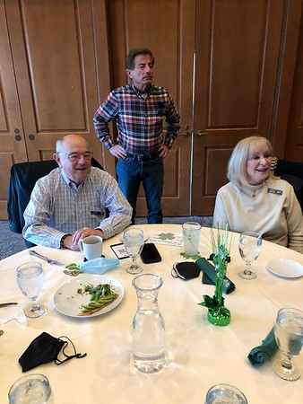 March Dinner Gathering - March 17