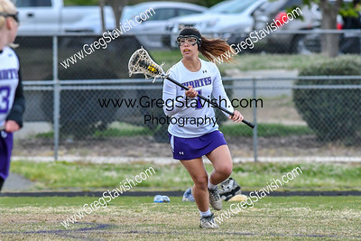 4.16 PRHS Women's Lacrosse vs. Marvin Ridge