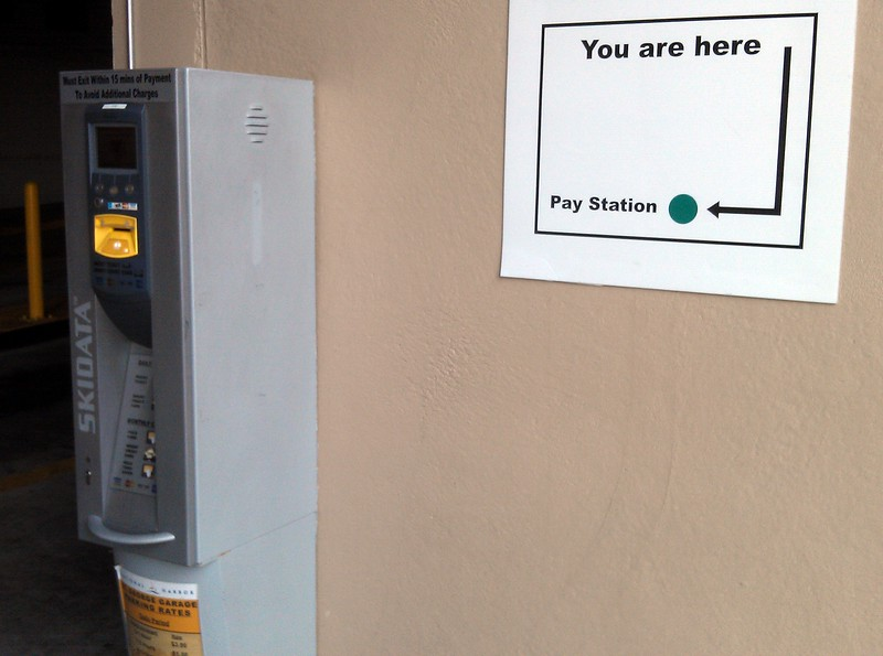 If you need this sign, you probably shouldn't be permitted to have a credit card in the first place.