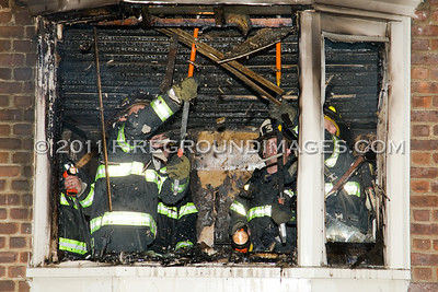Sims St. Fire (Bridgeport, CT) 3/11/11