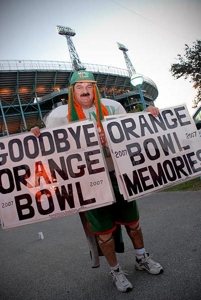 Goodbye Orange Bowl