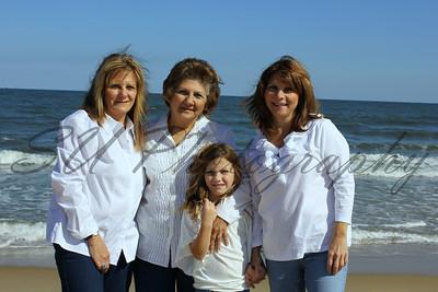 Kittrell Family Beach Session