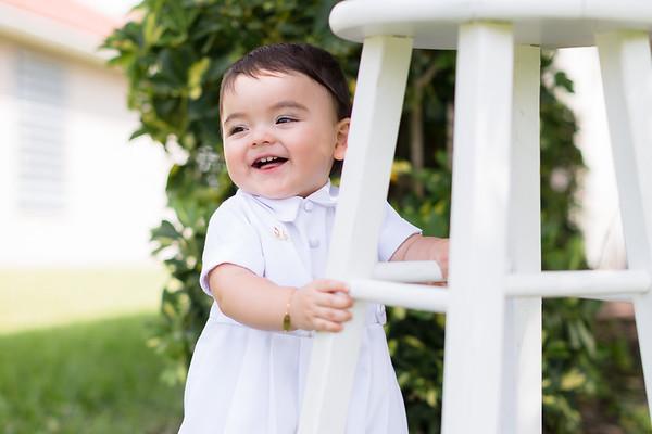 Joaquin 11 months