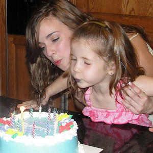 May 2010 - Averi's 15th Birthday