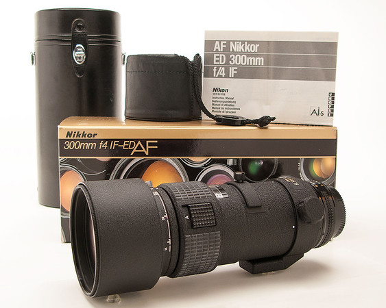 Nikon 300mm AF