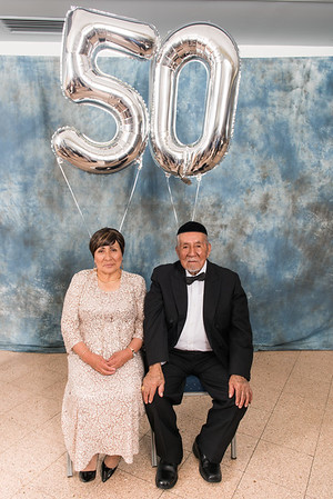 Lujan 50th Anniversary