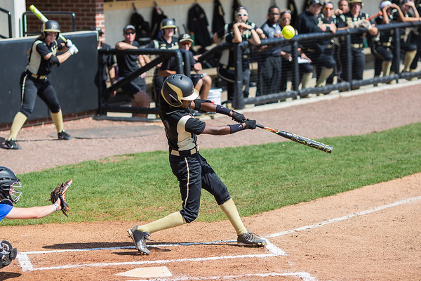 Purdue Softball vs Indiana State 2015-9-27