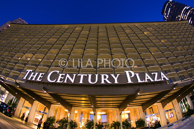 The Century Plaza - Los Angeles, CA