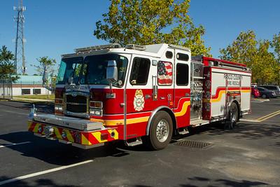 Pasco County Florida Fire Apparatus -November 2020