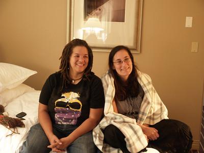 Tanya & Dee Visit - Annapolis 9/2010