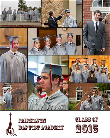 Graduation Collages