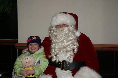 Santa & a Movie 2013