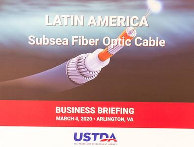 USTDA - Tuatara Group - Latin America Subsea Fiber Optic Cable