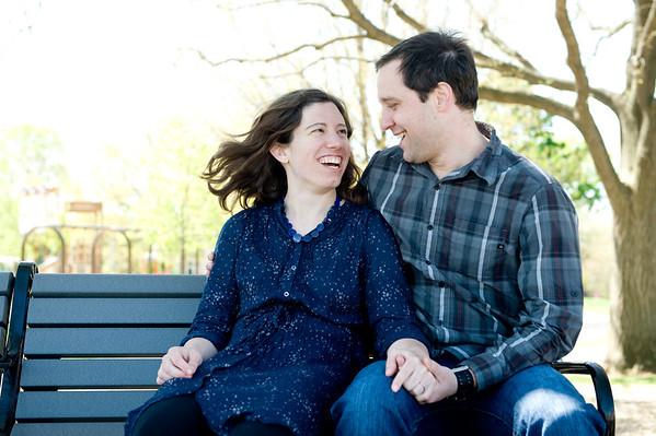 Kathleen & Alex