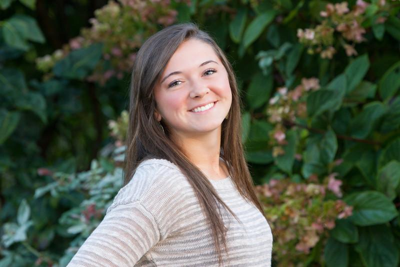 Brittany Davis Senior Pictures
