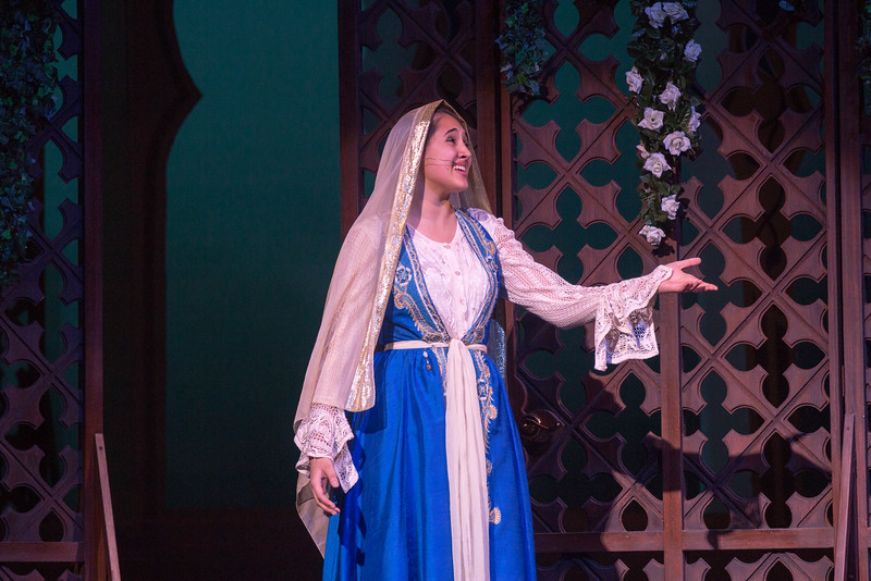 "Marsinah (""Stranger in Paradise,"" reprise) -- Kismet, Montgomery Blair High School spring musical, April 15, 2016 performance (Silver Spring, MD)"