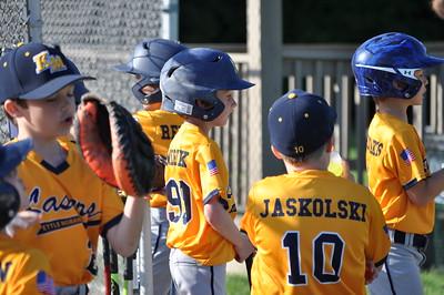 Junior Lasers Baseball