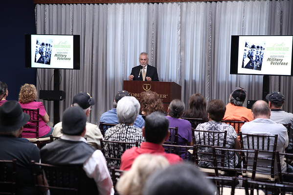 Patio Andaluz Reunion Press Conference 10/26