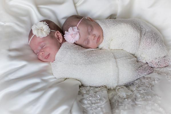 Thibodeaux Twins 2015