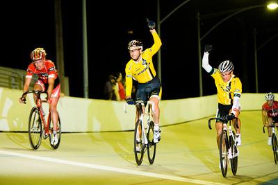 Testarossa Velodrome Challenge 2010, Elite Men, Day 1