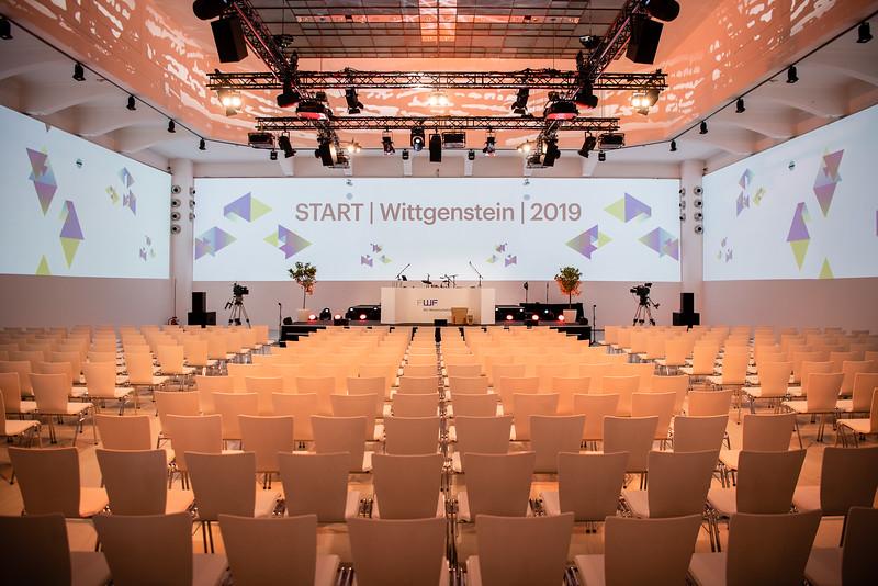 START und Wittgenstein Gala 2019