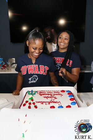 AUGUST 7TH, 2021: NYIASHA'S GRADUATION PARTY