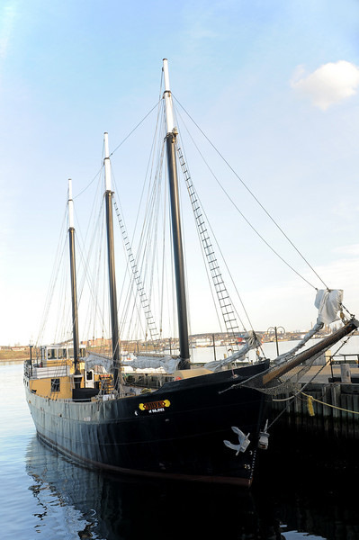 Around the Docks of Halifax  Harbour