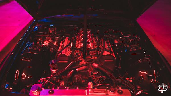MadBrad's 1UZ Powered Mazda FC RX7