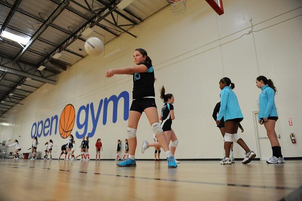 Del Rey Dynamites Volleyball