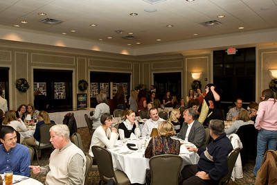 Year End Team Banquet 2008 @ Lakelands Country Club 12-01-08