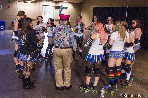 03 Cherry Bombs vs. Holy Rollers