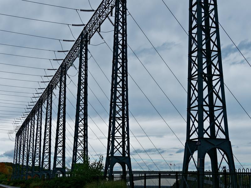 Power Towers and Rainbow Bridge