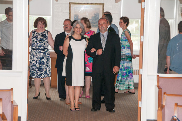 Couples Renewal of Vows