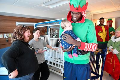 34154 Men's Basketball Children's Hospital December 2017