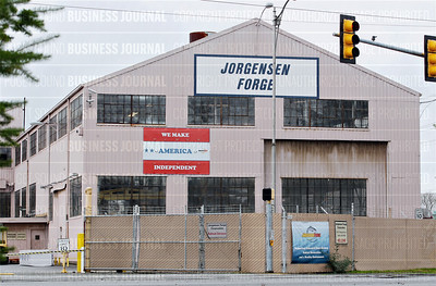 Pictured is Jorgenson Forge's manufacturing facilities in Tukwila, Washington