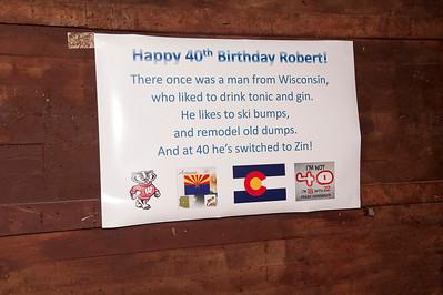 Speth Birthday Party