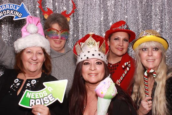 Solvay Christmas Party 2018 pics