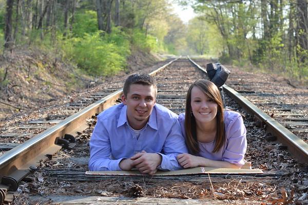 Kristin and Tyler